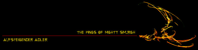 The Wings of Mighty Simurgh